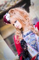 Hizaki: Irradiating light by Seranaide