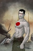 Bloodshot by MarkHRoberts