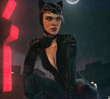 Catwoman 12 by Rescraft