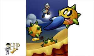 SUPER MARIO LAND 3D by Hugo-H2P