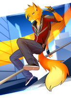 Fox Hunt by Spectrum-VII