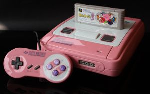custom Kirby's dream land 3 SNES by Zoki64