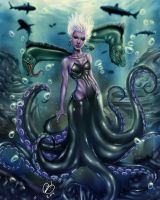 Ursula by BornTewSlow