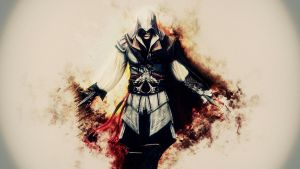 assassin's creed 3 artwork by PhotoshopAcer