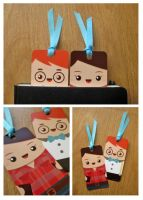 Bookmarks by orangecircle