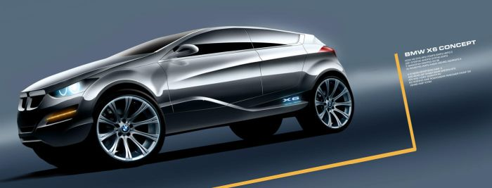 BMW X6 by husseindesign