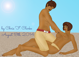 Latino and Latina heat by ChrisFClarke