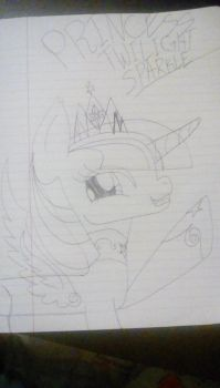 Its princess twilight sparkle behold behooold! by PencilMarks-youtube
