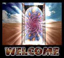 Welcome in my world by etiark