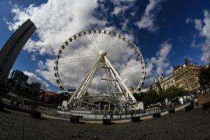Manchester Wheel-2 by Karla-Chan