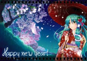 Happy New Year! by SeitoAnna