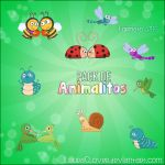 Pack de animalitos by LauraClover