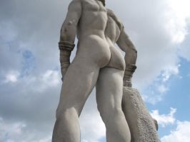A Statue in Olympico by X-ToxiC-FuneraL-X