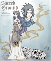 Sacred Ground Chapter 1 Cover by bjorkubus