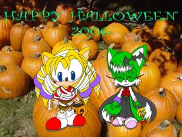 Happy Halloween 2006 by EUAN-THE-ECHIDHOG