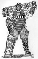 Officer Dick Version 3 by Big-Mex