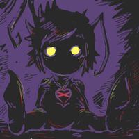 Heartless Roxas :D by Azurdragon