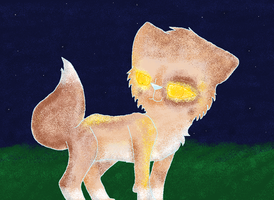 Spottedleaf in StarClan by KittenthePsycho