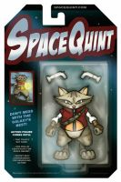 Space Quint Action Figure by grantgoboom