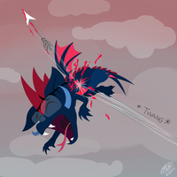 Attack on Pyroglace by MPL52293