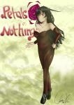 Petals of Nothing Chapter 3 Cover by ChazzVC