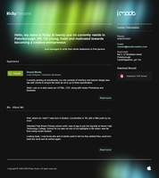 Imode - Resume by nudoo