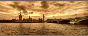 House of Parliament by WhiteWay