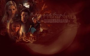 Buffy and Angel Far From Never by SarahZwerg