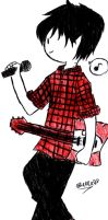 Another Marshall Lee by Just-belle
