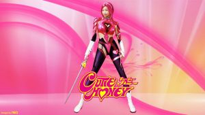 Cutie Honey by NEO-Musume