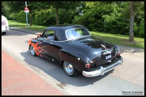 1950 Plymouth Business Coupe by compaan-art