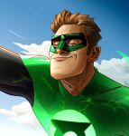 Hal Jordan by CarlPearce