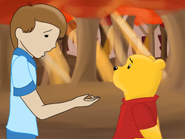 'Pooh, you have to believe me,' by ZakSaturday2468