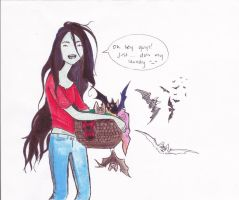 MARCELINE :3 by mouette-sky