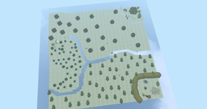 Warrior Cat map W.I.P by Angellover357