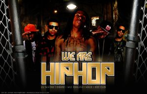 We Are Hip Hop by xman20
