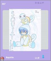 squirtle gijinka for pokedex by WingsOfImagination