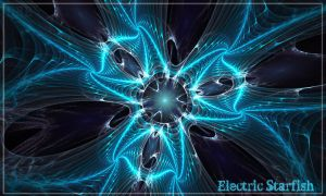 Electric Starfish... by abzde