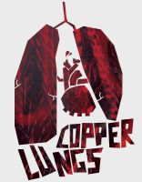 Copper Lungs Logo by Survulus