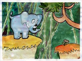 Elephants Can't jump by sara-nmt