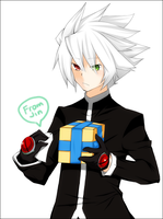 Happy Birthday Ragna 2011 by on-a-leash
