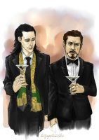 FrostIron - Dirty Martini by TashinaJacob