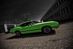 American Muscle - Olds 442 - by AmericanMuscle