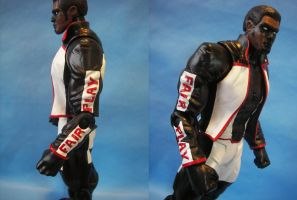 Custom 12 inch Mr. Terrific by cusT0M
