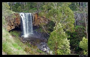 Trentham Falls by DarthIndy