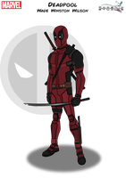 Deadpool by PhoenixStudios91