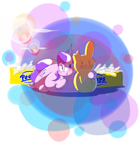 Peeps by secretgoombaman12345