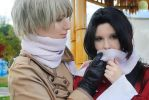 APH Russia and China by amourpsyhea
