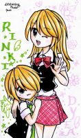 I Luv My Sister by Colorful--Melody