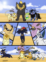 PKMNation - Who let the dogs out? by ValiChan